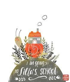 © DINARA MIRTALIPOVA   mirdinara going to Lilla's online illustration school....love.