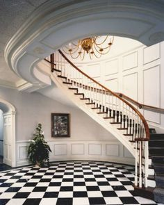 I also dream of this staircase...