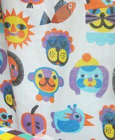 Marimekko fabric for kids