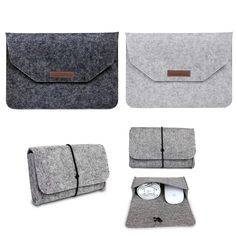 Cheap soft sleeve bag case, Buy Quality sleeve bag case directly from China case for apple macbook Suppliers: Hot Soft Felt Sleeve Bag Case For Apple Macbook Air Pro Retina 11 12 13 15 Laptop Anti-scratch Cover For Mac book inch Macbook Air Pro, Laptop Case Macbook, Macbook Bag, Laptop Pouch, Macbook Pro Cover, Laptop Briefcase, Macbook Sleeve, Laptop Covers, Laptop Bags