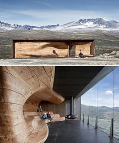 Wood architecture  The Future of Wood: 12 Sustainable Buildings by Kengo Kuma | Kengo ...