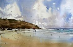... Watercolors, Amazing Joseph, Joseph Zbukvic, Watercolors Painting