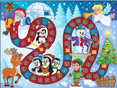 knihydetstva: 24.deň - Detský adventný kalendár