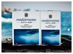 Mediterranea - Agua de Mar (Para cocinar, descongelar, ...)