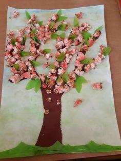 Preso da facebook Craft Activities For Kids, Infant Activities, Preschool Crafts, Crafts For Kids, Home Crafts, Diy And Crafts, Arts And Crafts, Paper Crafts, Spring Art