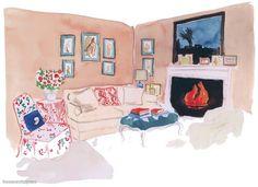 Маленькие хитрости для тех, кто хочет сделать свой дом уютным.  Декорирование часто считают пустяковым занятием. Но обустройство уютного и счастливого дома — благородное стремление. Оформление способно вдохнуть в дом жизнь. Оно может сделать званые ужины веселее, детей — счастливее, отдых — проще, разговоры — доверительнее, и гости могут чувствовать себя непринужденнее.  Вот несколько простых хитростей, которые помогут придать вашему дому особое очарование.  ✔Отражение света. Если вы хотите…