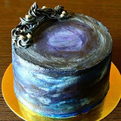 galaxy cake                                                       …                                                                                                                                                                                 More