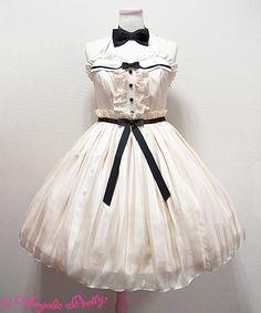 Angelic Pretty Vintage Dollジャンパースカート