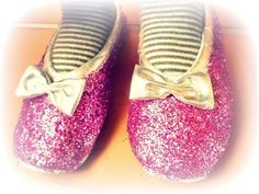 This would be a great idea on the doll shoes Z