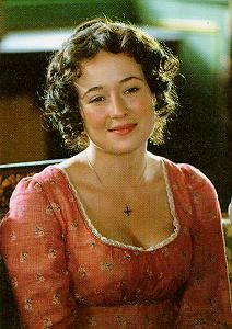 Jennifer Ehle, Elizabeth Bennet - Pride and Prejudice (TV Mini-Series, BBC, Elizabeth Gaskell, Charlotte Bronte, Elizabeth Bennett, Jennifer Ehle, Becoming Jane, Regency Dress, Regency Era, Jane Austen Books, Mr Darcy
