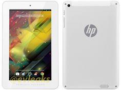 Avance en la tecnologia: Filtrada imagen de la nueva tablet de HP con Andro...