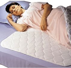 Priva High Quality Ultra Waterproof Sheet Protector 34 x 52 Ideal For Children And Adult Incontinence Protection Innovative 4 Layer Design 8 Cups Absorbency 300 Machine Washes Dryer Safe Bleachable *** You can get additional details at the image link. Mattress Pad, Mattress Covers, Duvet Covers, Atlanta, Bed Pads, Textiles, Mattress Protector, Layers Design, Bed Sheets