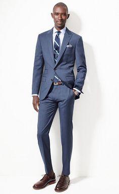 J.Crew Ludlow Lapel Suit
