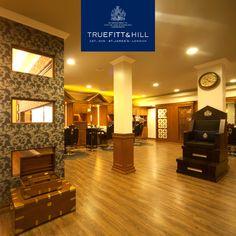 The Royalty awaits you! Truefitt & Hill India now in Mumbai.. #Salon #Barbershop #Mumbai Grooming.
