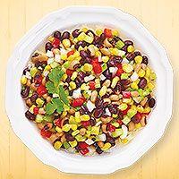 Summer Corn & Bean Salad