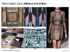 Première Vision Spring/Summer 2017 Print & Pattern Trend Report