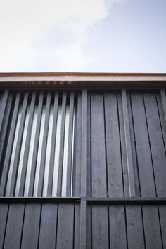 Untreated Copper Roofing, Scullion Architects