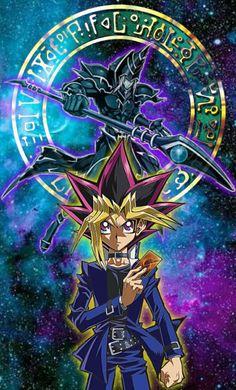 Yugi moto, dark magician, yugioh