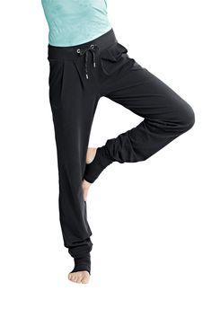 #Yogahose - Weiche Baumwoll-Stretch-Qualität für €24,95 bei #Tchibo