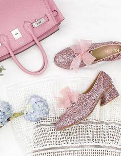 Chaussures à paillettes - Croon Shoes