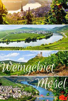 Die Mosel-Region ist die älteste, bekannteste und zweifelsohne auch eine der schönsten Weinregionen Deutschlands. Dicht bepflanzte Reben umgeben hier das malerische Moseltal, einzigartige Steilhänge und riesige Weinterrassen sorgen für ein atemberaubendes Landschaftsbild.