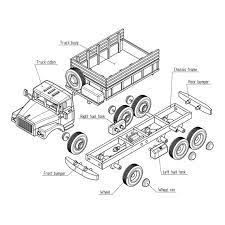 Image result for what is the average length of a semi