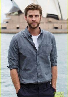 Liam in Sydney para promover Independence Day Resurgence