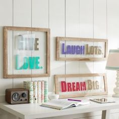 wall art for preteen bedrooms - Google Search