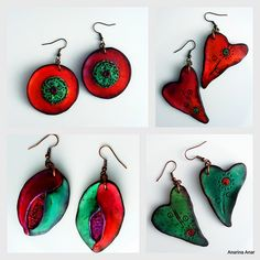 earrings... | Flickr - Photo Sharing!