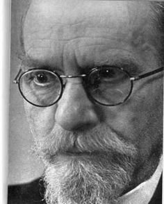 Edmund Husserl is the founder of phenomenology, a philosophical method which creates new concepts, such as intentionality, eidetic reduction, transcendantal