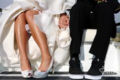 We love both these shoes - his and hers!