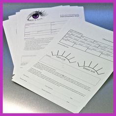 Consultation Sheets (Pack of 50 A4 Sheets)                                                                                                                                                                                 More