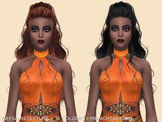 Women's - Kaysa Retexture | SimsWorkshop