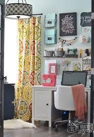 Organizing a craft room home office design idea my colourful boho craft room office tour (video) Craft Room Decor, Craft Room Design, Bedroom Decor, Diy Home Decor For Apartments, Design Café, Design Ideas, Ikea, Diy And Crafts Sewing, Organizing Crafts