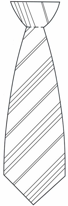Use this striped tie template for our Father's Day or Harry Potter (Hogwarts) tie crafts - or any time your child needs a snazzy tie for dressing up purposes! Tie Template, Banner Template, Templates, Fathers Day Banner, Fathers Day Crafts, Diy Crafts For School, Preschool Crafts, Harry Potter Bricolage, Anniversaire Harry Potter