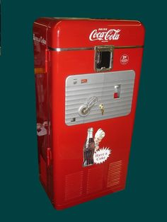 AUTHORIZED SALES AND RESTORATION OF VINTAGE SODA MACHINES - REFRIGERATION SPECIALIST! - WORLD'S LARGEST COLLECTION IN HOUSE! - LARGEST SHOWROOM - MORE SODA MACHINES IN STOCK - OVER 1000!- BUY A MACHINE! - HAVE US RESTORE YOUR VINTAGE SODA MACHINE! - OR CALL ANYTIME FOR FREE ASSISTANCE!
