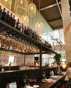 Project HMB Restaurant, Rotterdam in collaboration with #Hipstudio! #Rotterdam #Bar #Design #PietjanvandenKommer