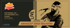 Amandeep Singh Malhotra is a professional singer based out of the capital city of India, New Delhi. His genres are Bollywood and Sufi. He is performing LIVE for the last one year.