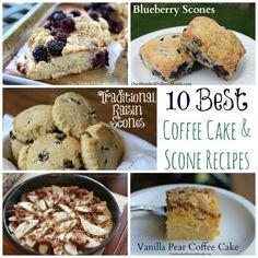 Recipes Using Boxed Scone Mix To Make Coffee Cake