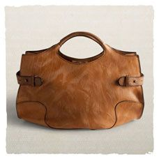 Leather Handbag | Coach