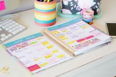 Our Holly Days: peep my planner #eclifeplanner14