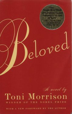 Beloved by Toni Morrison - An interesing novel about the affects of slavery on the different characters. Has lots of supernatural themes.