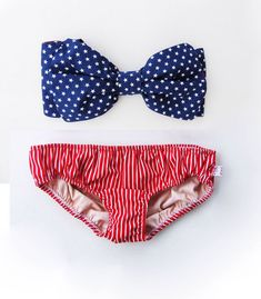 For the 4th of July pool parties!