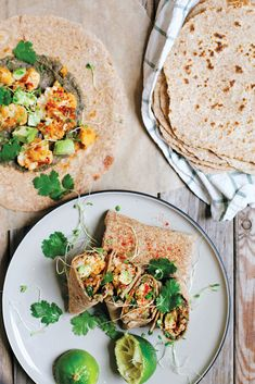 We're Making These Comforting Vegetarian Recipes For Dinner Tonight #refinery29 http://www.refinery29.com/2018/01/189436/vegetarian-recipes-simply-vibrant-cookbook#slide-2