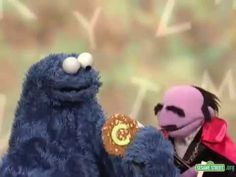 Sesame Street Cookie's Letter of the Day C