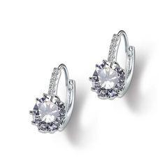 Fake Crystal Earrings