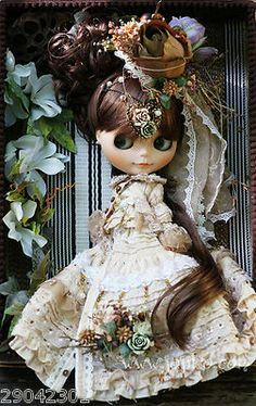 Jojiko Custom Blythe The Luxury Victorian Lady | eBay