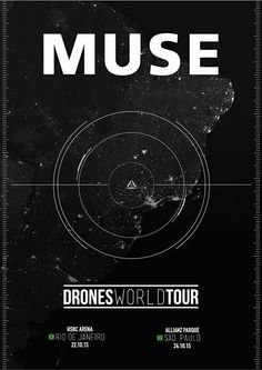 Muse Drones world tour really wish I could go :'(