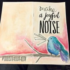 Working on my song journal. Who else uses their @illustratedfaith journals this way? I am so excited to have a place to record al of the song lyrics that resonate so well with me. #illustratedfaith