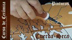 Curso de Cerámica - Preparar Esmaltes para Cuerda Seca